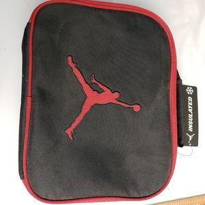 6945e5dd2875ba New Black JORDAN Insulated Bag